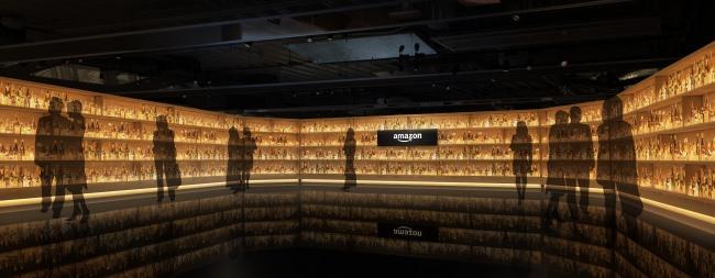 Amazonならではの豊富なお酒の品揃えを体感できるポップアップバー、「Amazon Bar ~Tasting Fest~」が9月18日(水)から23日(月・祝)の6日間期間限定オープン