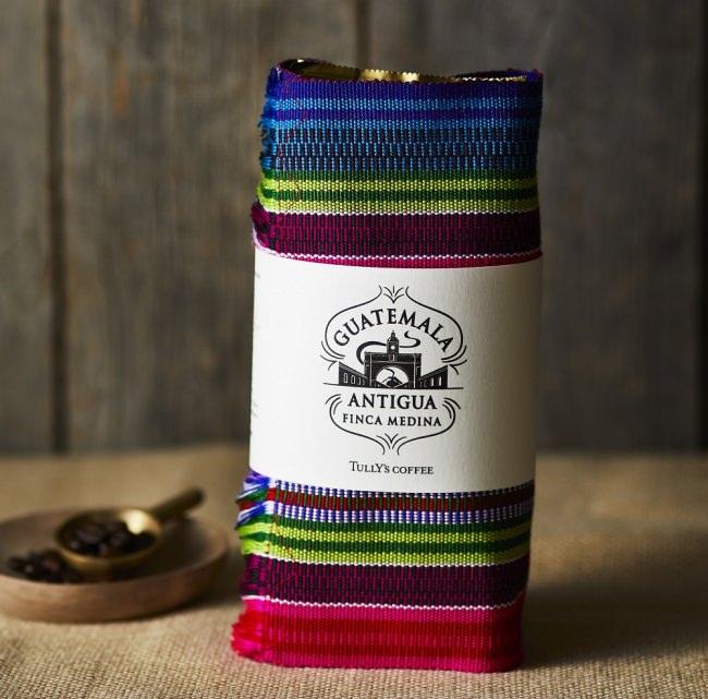 数量限定コーヒー豆「グァテマラ アンティグア メディナ」を発売