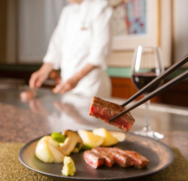 素材の旨みを最大限に引き出す料理を 堪能できる(イメージ)