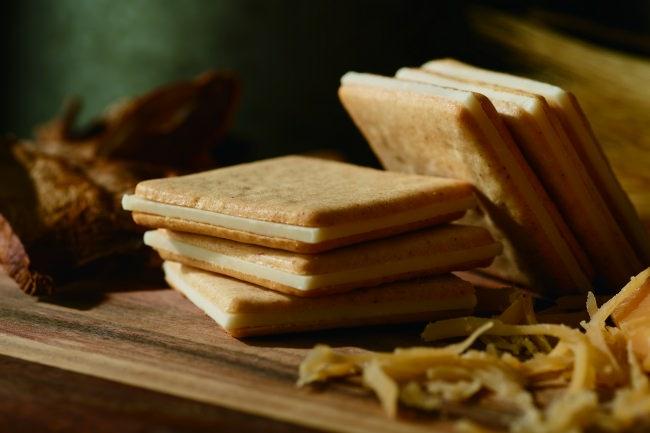人気のクッキーが待望の復活!「東京ミルクチーズ工場」から「ポルチーニ&ゴーダクッキー」が、秋だけの季節限定で新発売!