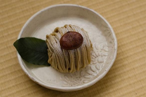 秋季限定20,000個完売の人気商品  玉華堂の「和栗モンブラン」今期の発売を開始