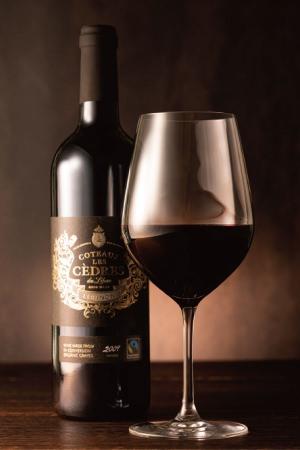 レバノン産ワイン「コート・レ・セドル」