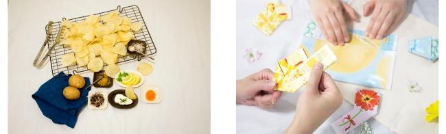 あえて味付けをしない! だから親子で楽しめる 新発想のポテトチップス 「ポテトの素顔」 LOHACO限定発売