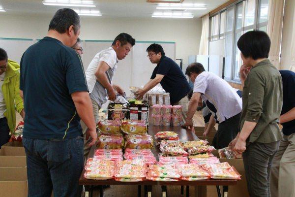 一緒に事業立ち上げをしている佐賀県のおなか一杯便さん
