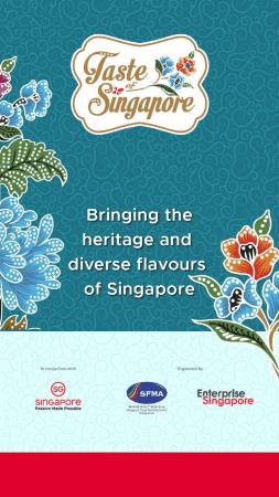 日本初上陸のシンガポールの人気フードが多数集結! 「Taste of Singapore ~シンガポールマーケット~」  オリナス錦糸町で開催決定