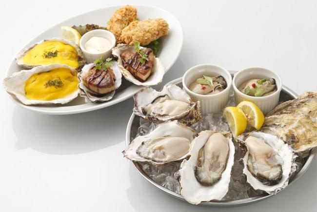 秋の味覚と牡蠣で楽しむ!オイスターハロウィン