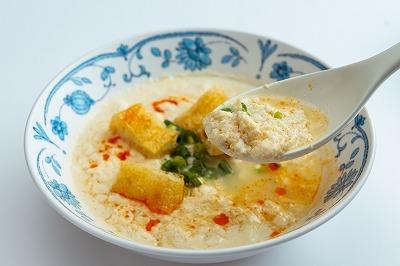 秋にピッタリ!アジアンな豆腐の新しい食べ方を提案 シェントウジャン・季節限定タピオカ タホ 新発売