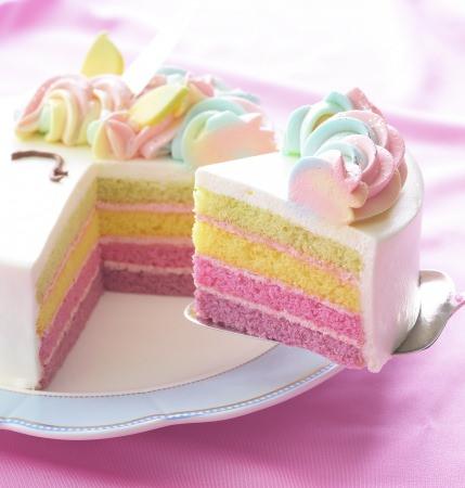 """銀座コージーコーナー、""""ゆめかわ""""をテーマにしたケーキをネット通販で販売。10月2日開始。"""