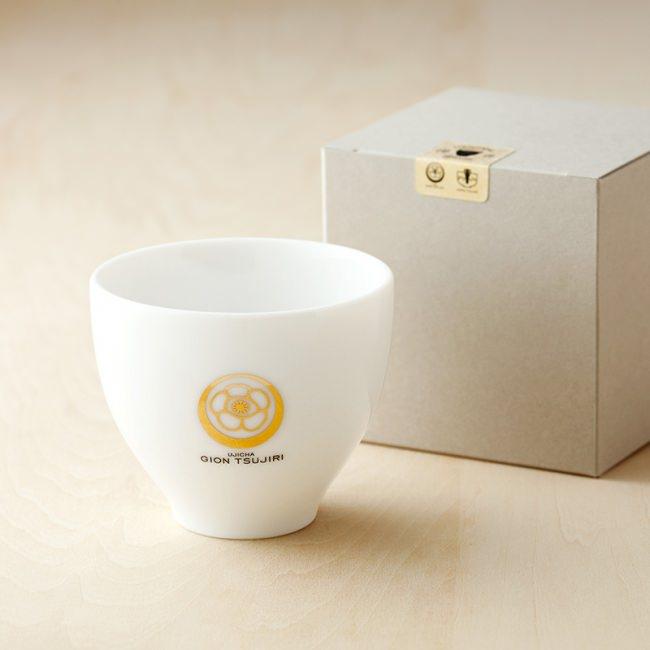秋本番!祇園辻利の壷切茶(つぼきりちゃ)キャンペーン。壷切茶お買い上げでオリジナル湯呑みプレゼント!