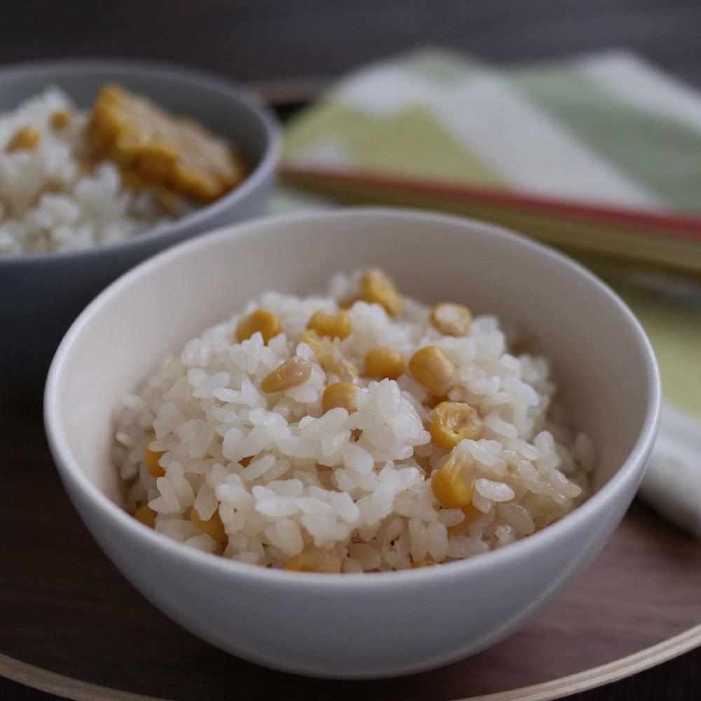 熊よりも強いとうもろこし? 新潟県津南町産「鬼もろこし」を使った 自然な甘みのとうもろこしの「だしパック」と 「炊き込みご飯」を新潟伊勢丹限定で10月9日から販売開始