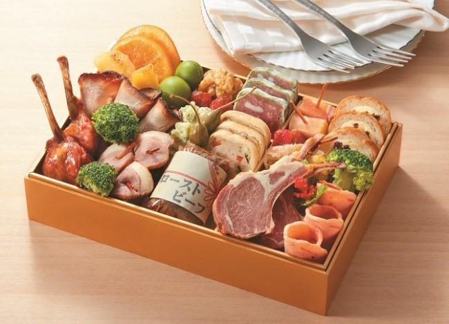 5種類のお肉を使用したオードブルおせちが新発売!肉好きが考えた「肉好きのためのオードブル」~令和初めてのクリスマスや年末年始に~