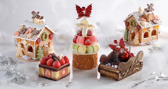 シェラトン都ホテル大阪「クリスマスケーキ」「オードブルセット」11月1日から予約受付開始