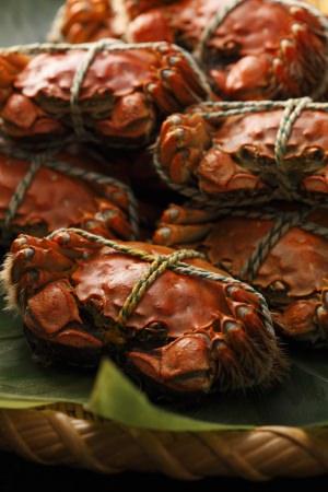 とろ~り蟹みそ、詰まってます!旬を迎えた上海蟹を味わい尽くす『王宝和大酒店 上海蟹フェア』開催!