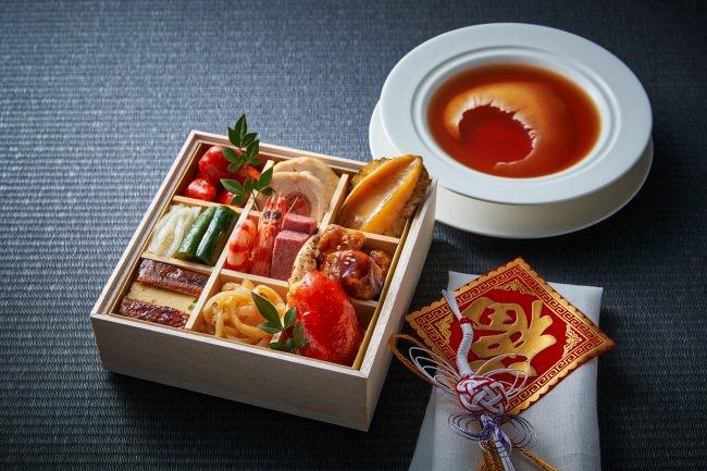 中国料理おせち