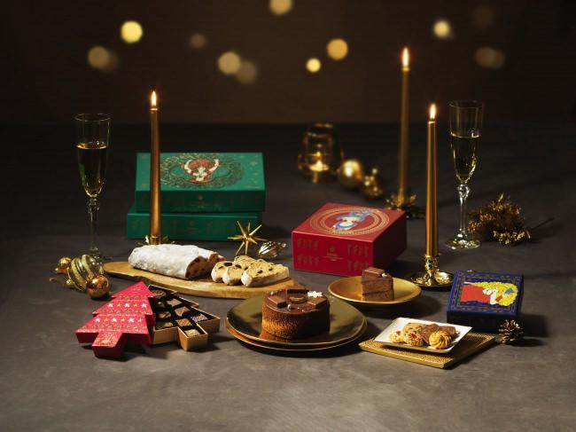 — 本場ウィーンのクリスマスの煌めきを —DEMEL 2019クリスマス商品を発売
