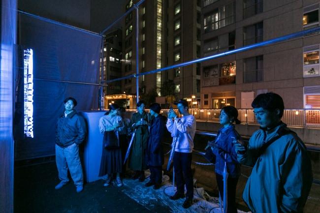「TOKYO CRAFT(東京クラフト)」によるアートイベント『 TOKYO CRAFT ART BREWING in Shibuya』渋谷の空き地が盛況!わずか2日間で800人超を動員