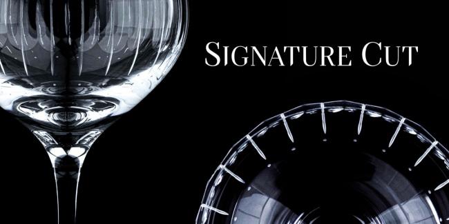 BARのためのグラスコレクション「シグネチャーカット(Signature Cut)」販売開始