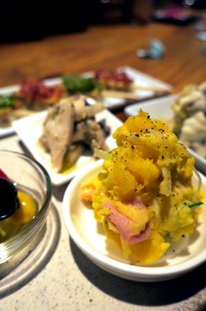 フレンチ惣菜の盛り合せ5種700円_2