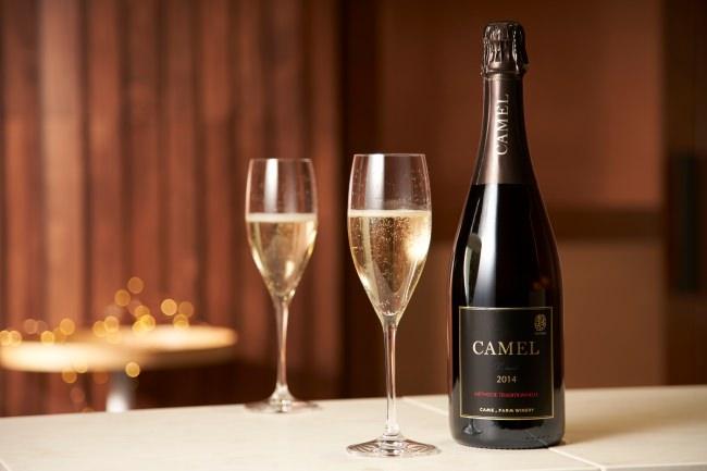 キャメルファームワイナリーより 瓶内2次発酵ヴィンテージスパークリングワインが初登場