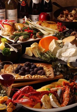 【オリエンタルホテル広島】異なる魅力を持つフランスの地方料理とワインを味わう、スペシャルイベント「フランスの地方料理とワインのペアリングブッフェ」