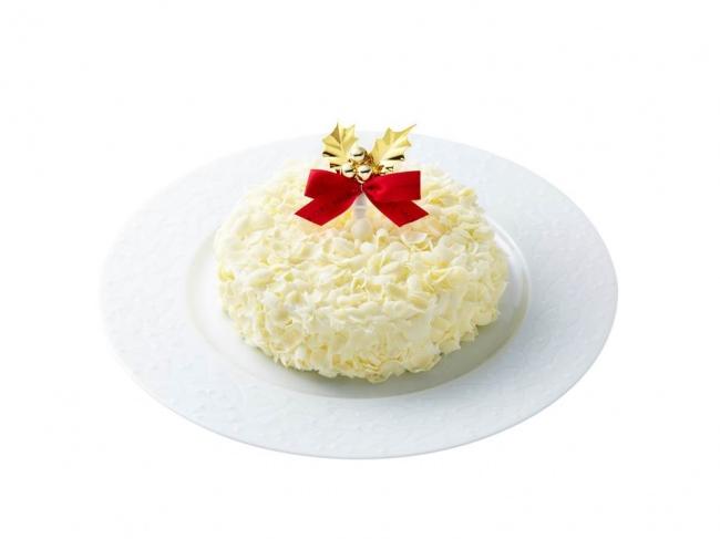 クリスマス グルノーブル(ホワイト)