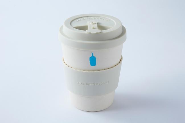 土の中で分解可能なバンブーファイバーを使用した、環境に配慮したエコカップがブルーボトルコーヒーから登場