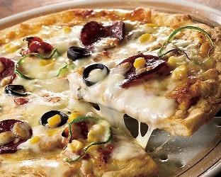 銀座ライオン LIONミックスピザ