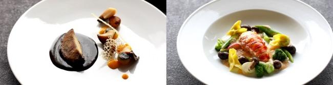 """淡路島のリゾートホテル""""ホテルアナガ""""より、御食国の厳選素材を堪能できる淡路島の海鮮づくしフランス料理「アナガ・クラシック」を12月2日より開始。"""