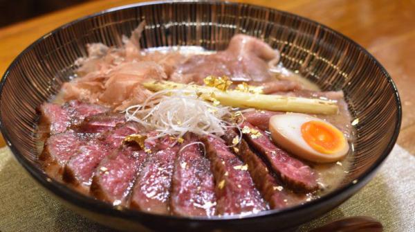 「日本で最も高価なラーメン」が登場!ネットでは驚異の3日間で130万回再生超え