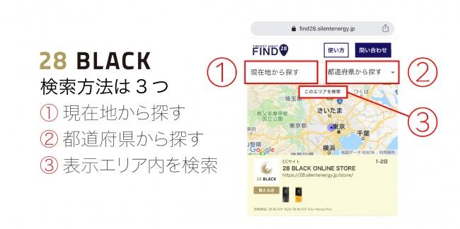 FIND28の検索方法