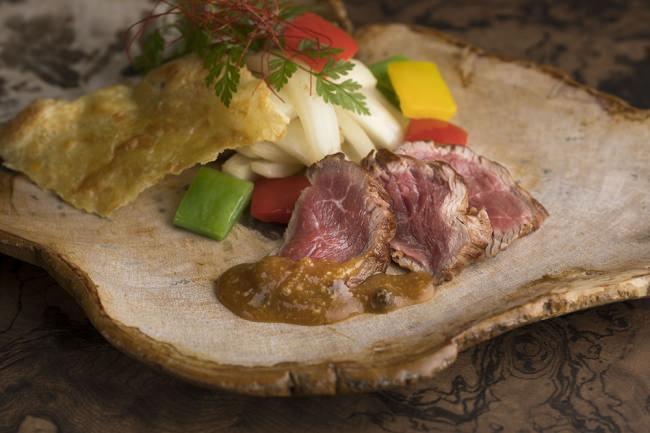 子羊肉のジンギスカン仕立て イメージ