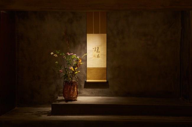 季節の飾り棚