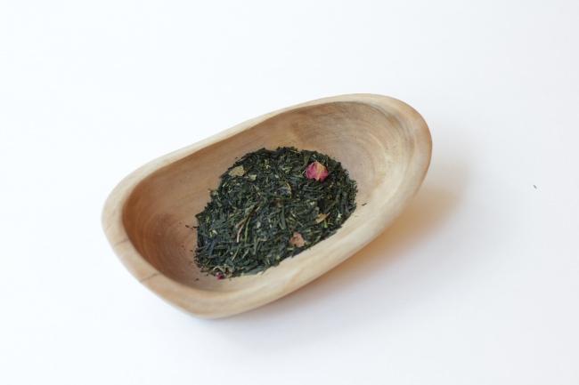 やすらぎと癒しがほしい時は「乙(きのと)茶」