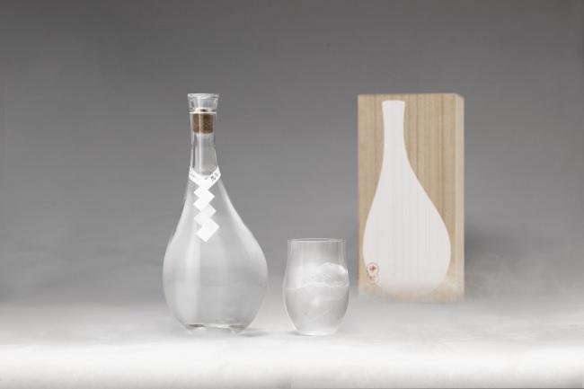 「浄酎-Purified Spirit」Alcohol 41-45%/700ml  Designed by NOSIGNER