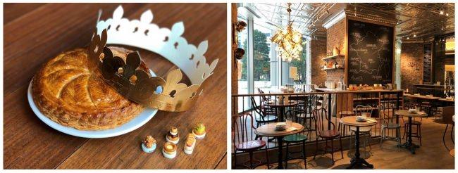 東京ミッドタウン日比谷「Buvette(ブヴェット)」 新年を祝うフランス伝統菓子『ガレット・デ・ロア』予約テイクアウト販売
