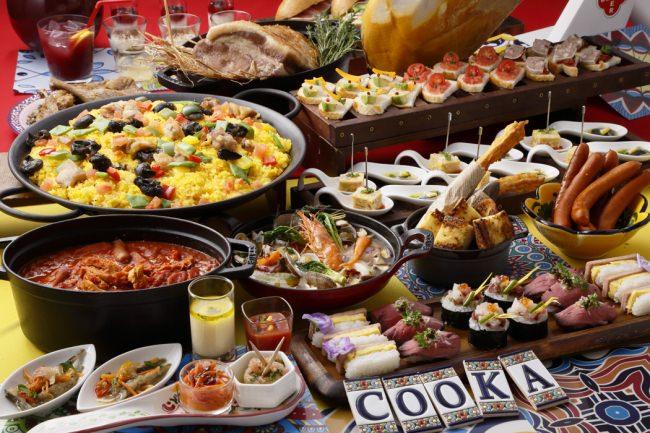 【大阪マリオット都ホテル】スペイン料理の魅力が満載