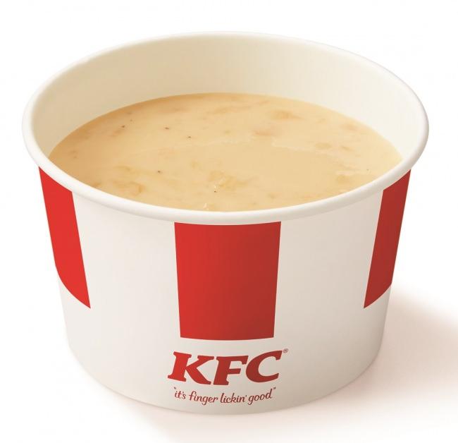 「オニオンクリームスープ」