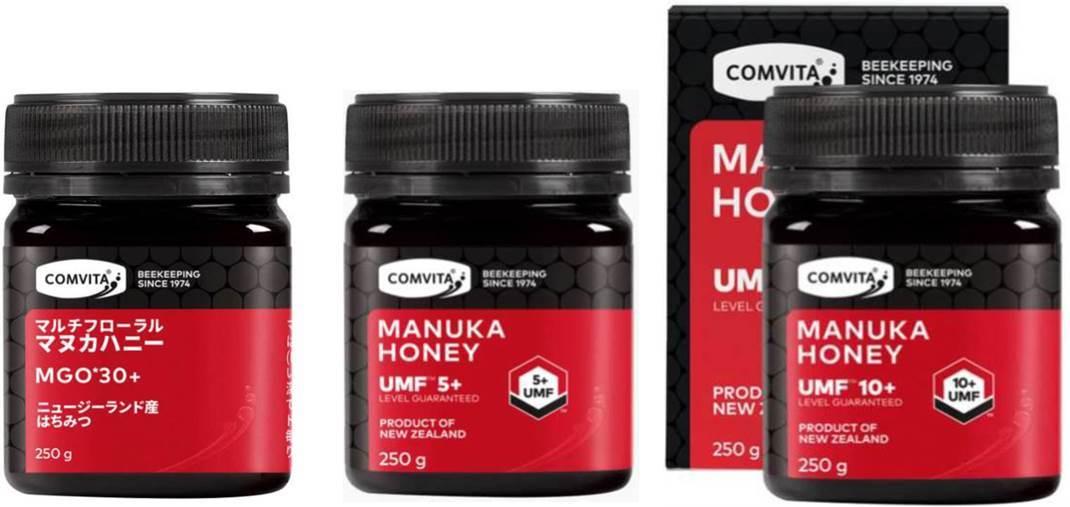 マヌカハニー世界最大手コンビタ社製品の 販売代理店契約締結のお知らせ  ~全国の専門店、量販店、ドラッグストア等に販路を拡大~