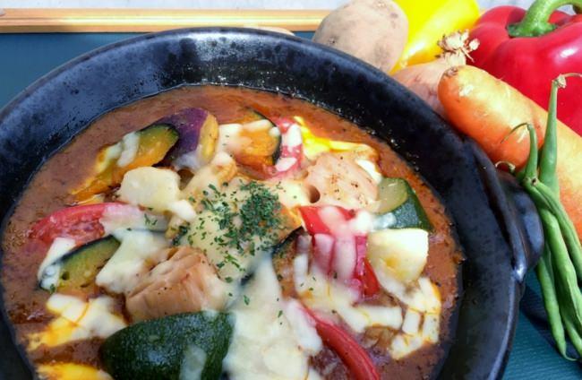 健康は食生活から!1食で130g以上の野菜を使用!飯能市で「野菜3倍レストラン」キャンペーンが1月17日(金)からスタート