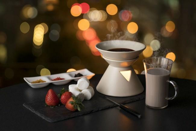コートヤード・バイ・マリオット 新大阪ステーション Bar 19 ホテルバーで楽しむバレンタインカクテル&パフェ La Flamme Chocolat(ラフラム ショコラ)