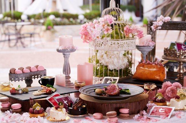 【ホテルオークラ東京ベイ】「Tea Party ~Sakura Festival~」を3月15日(日)に開催