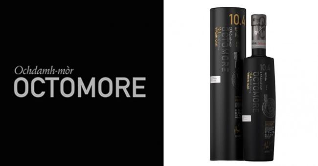 アイラ・シングルモルト・スコッチウイスキー「オクトモア 10.4ヴァージンオーク」  数量限定発売のご案内
