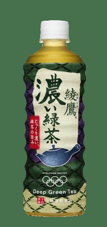 """急須でじっくりいれたような、綾鷹ならではの旨みのある""""濃い""""味わい「綾鷹 濃い緑茶」 3月9日(月)新発売"""