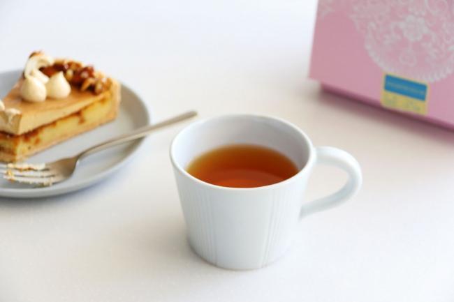 「ほぼ日のにほん茶」シリーズより、はじめての『和の紅茶 テイブル』が2月18日(火)発売!