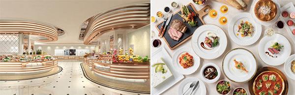 2020年5月14日(木)移転開業の新しい宝塚ホテル 出来たてビュッフェに、旬の素材を楽しめる日本料理・鉄板焼 レストラン3店舗にて「開業記念フェア」開催
