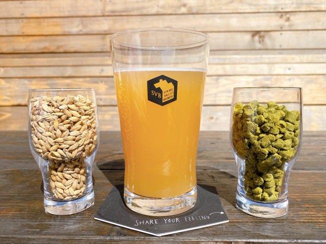 ~東北の7ブルワリーとSVBが造るビール~「SMaSH Pale Ale」を新発売