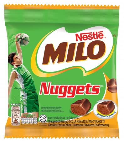 「ミロ」を食べよう!長年愛される麦芽飲料「ミロ」ブランドの菓子が6年ぶりに登場!「ネスレ ミロ ナゲッツ」 3月6日(金)新発売
