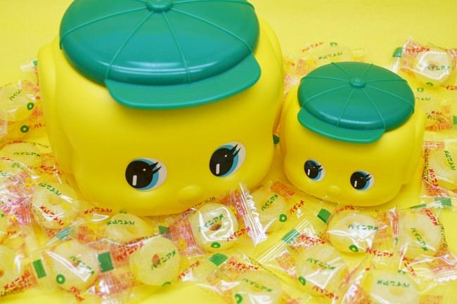 【大阪企業コラボ】「フエキ×パインアメ」一般発売開始!Web通販でも数量限定セット販売
