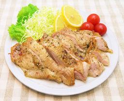 国産ブランド鶏肉の桜姫®鶏を使用した惣菜が新登場!「桜姫®鶏の照焼チキンステーキ」3月16日より新発売