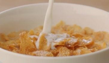 ほんのりした甘さがミルク全体にひろがります